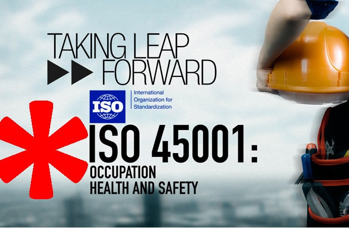 ISO 45001 Health and Safety OHS Training