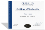 New Membership: CIS Body of Certified Professionals (2018)